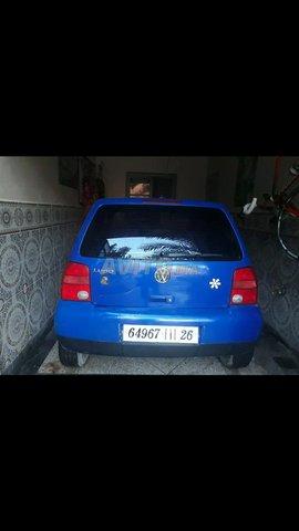 Voiture Volkswagen Lupo 2008 à marrakech  Essence  - 6 chevaux