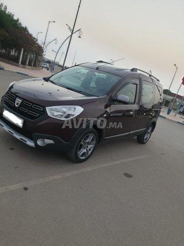 Voiture Dacia Dokker 2017 à moulay-bousselham  Diesel