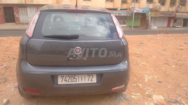 Voiture Fiat Punto 2013 à casablanca  Diesel