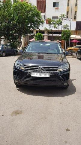 Voiture Volkswagen Touareg 2015 à rabat  Diesel  - 11 chevaux