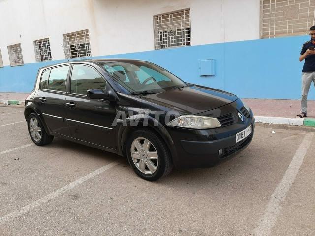 Voiture Renault Megane 2005 à fès  Diesel  - 6 chevaux