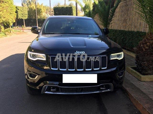 Voiture Jeep Grand cherokee 2015 à casablanca  Diesel  - 12 chevaux