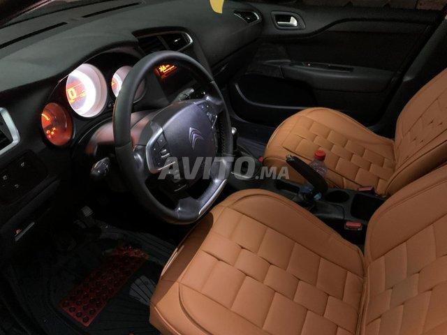 Voiture Citroen C4 2012 à khénifra  Diesel  - 7 chevaux