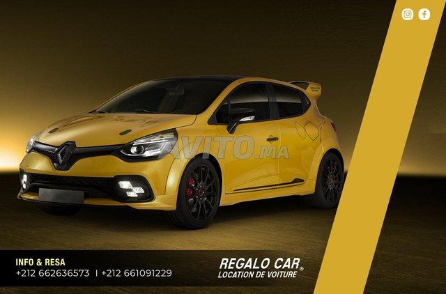 Location de voiture Renault CLIO 4 - 1