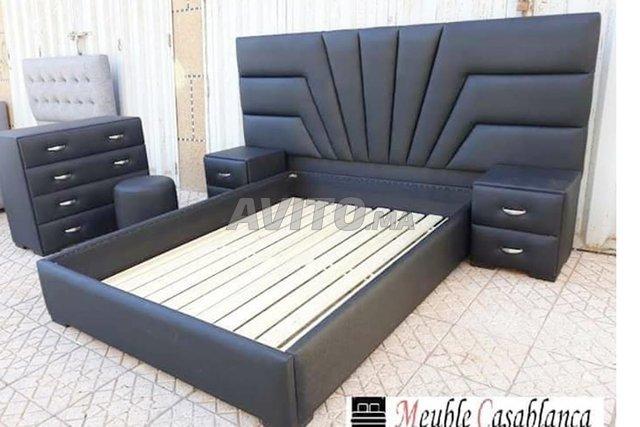 Des lit deux Place Très bonne qualité en promotion - 6
