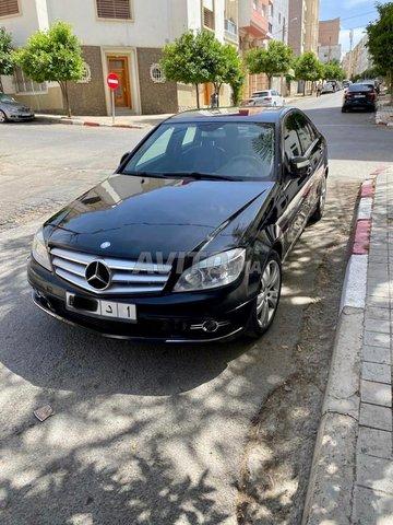 Voiture Mercedes benz Classe c 2009 à taza  Diesel  - 9 chevaux