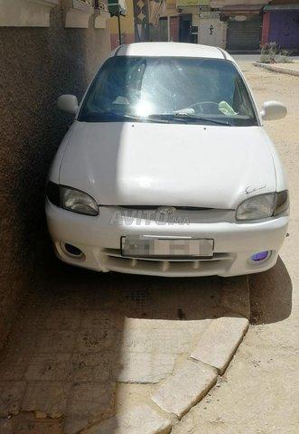 Voiture Hyundai Accent 1998 à meknès  Essence