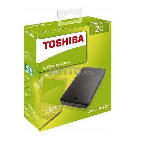 Disque dur Externe Toshiba 2TO USB 3.0 - 1