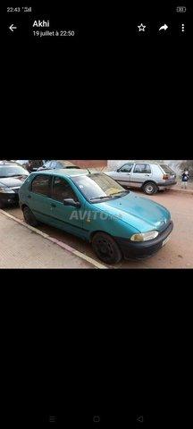 Voiture Fiat Palio 1998 à mohammedia  Diesel  - 7 chevaux