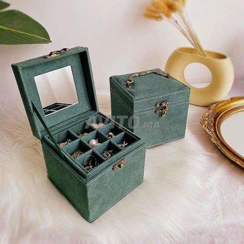 boite de rangement bijoux  - 1