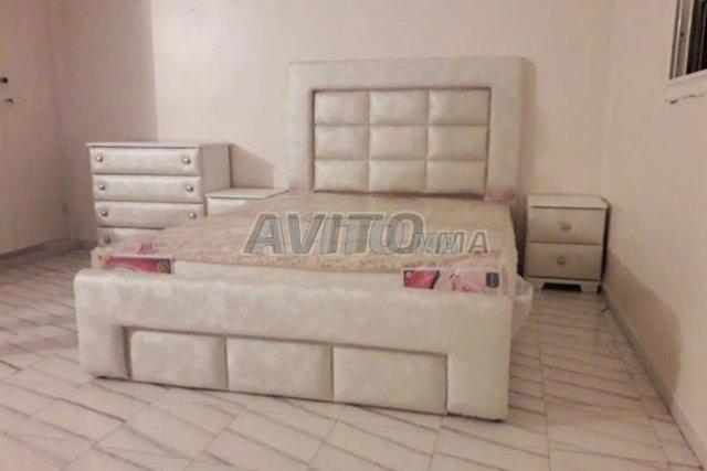 Des lit deux Place Très bonne qualité en promotion - 1