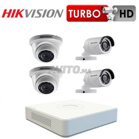 Installation vente des Caméras de surveillance - 1
