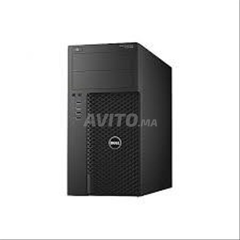 DELL PRECISION  3620 E3-1240 V5 16GB SSD & HDD - 3
