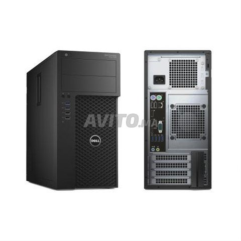 DELL PRECISION  3620 E3-1240 V5 16GB SSD & HDD - 1