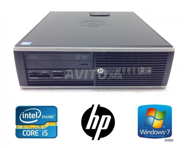 PC HP Elite 8300 Core i5 avec Ecran 22 Wide . - 2