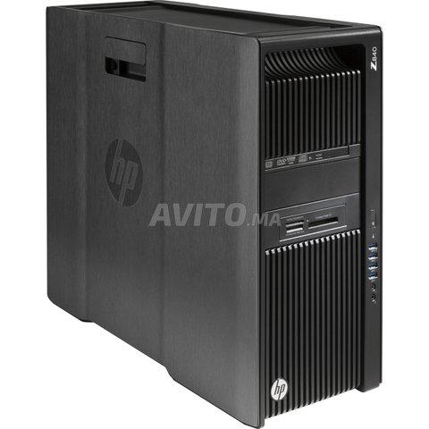 HP Workstation Z840 Xeon SSD / SAS / Quadro - 3