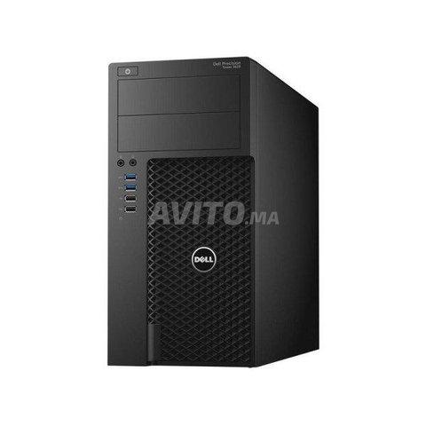 DELL PRECISION  3620 E3-1240 V5 16GB SSD & HDD - 4