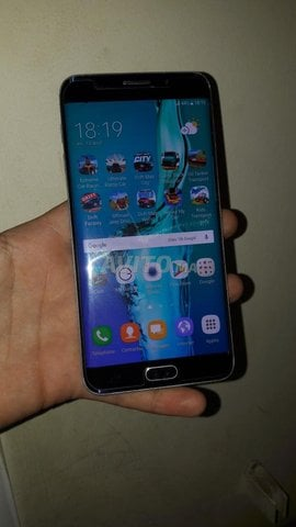 Samsung Galaxy S6 Edge plus 32Go 4G 4Rm  - 1