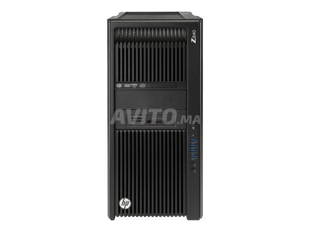 HP Workstation Z840 Xeon SSD / SAS / Quadro - 1