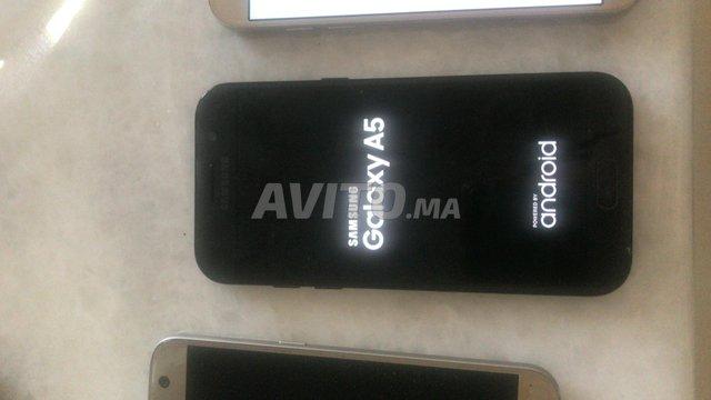 Samsung S7 et A5 et J3 - 2