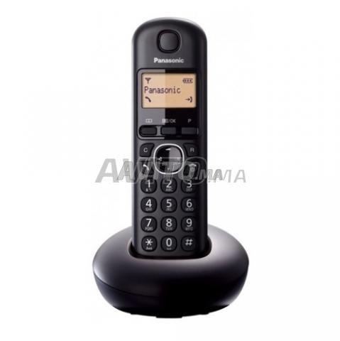 Téléphone Panasonic Fixe KX-TGB210 - 2