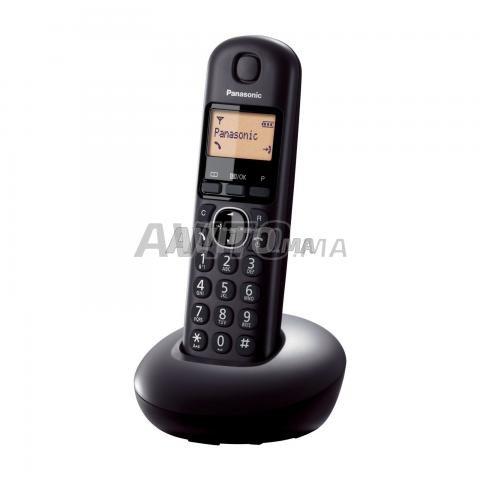 Téléphone Panasonic Fixe KX-TGB210 - 3