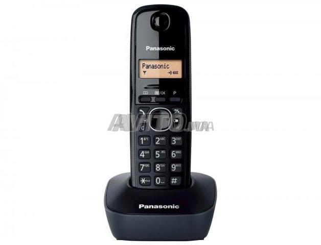 Téléphone Panasonic Fixe KX-TGB210 - 1