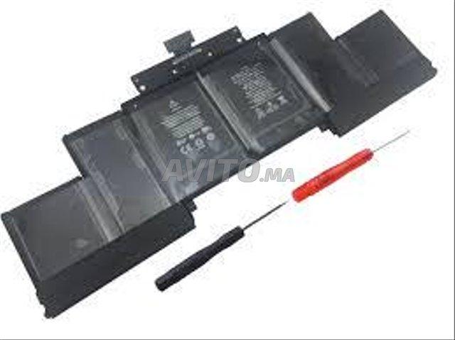 Batterie  pour   MacBook Pro 15 Retina 13 - 1