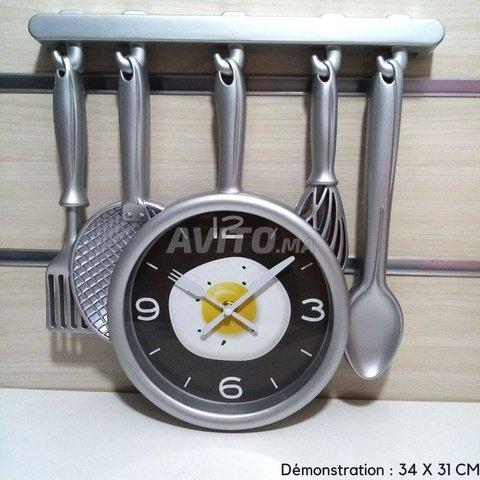 Horloge de cuisine - 2