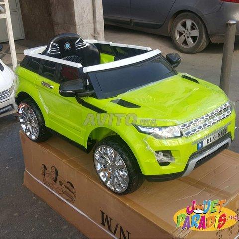 Ride on car Range Rover 12 Volts avec Option Swing - 1