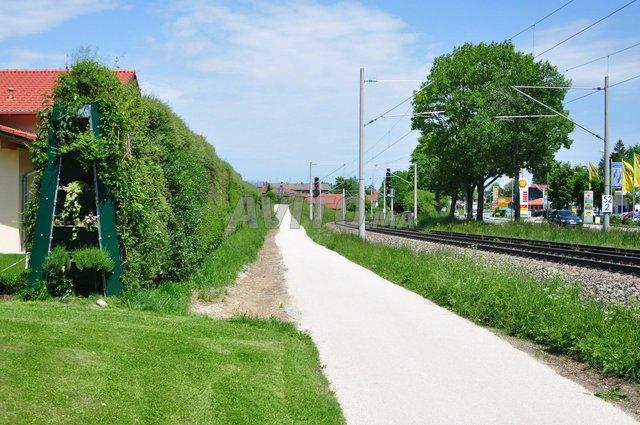 Mur anti bruit végétalisé - 4
