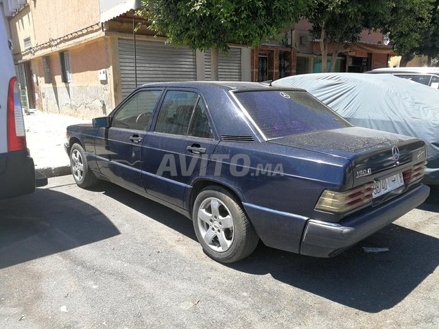 Voiture Mercedes benz R190 1986 à kénitra  Diesel  - 8 chevaux