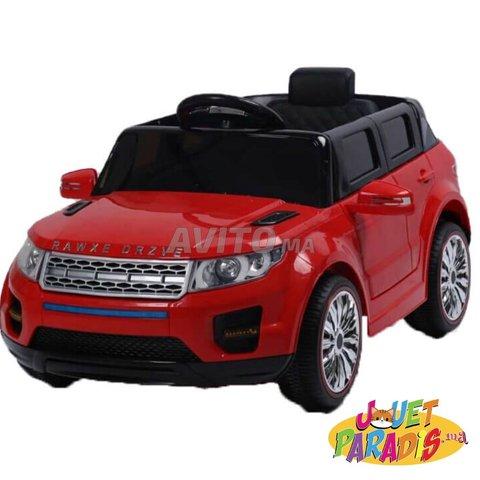 Ride on car Range Rover 12 Volts avec Option Swing - 2