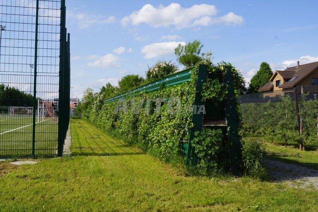 Mur anti bruit végétalisé - 3