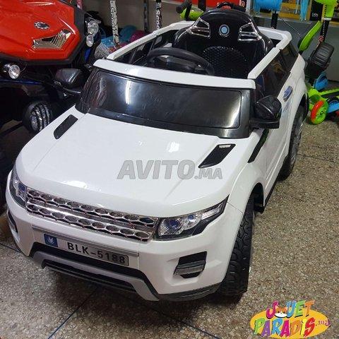 Ride on car Range Rover 12 Volts avec Option Swing - 4