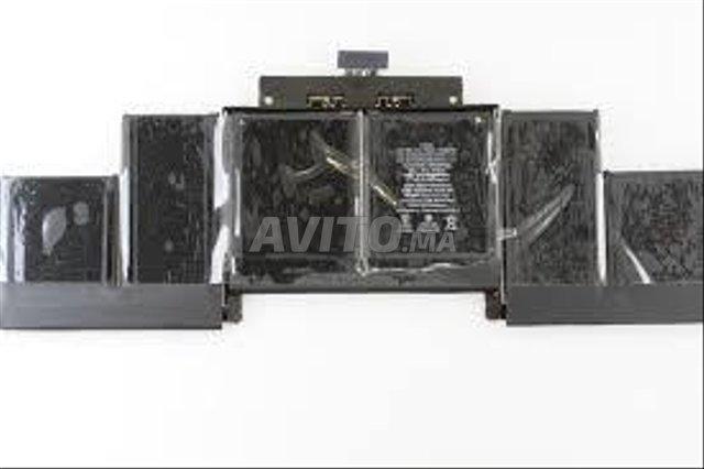 Batterie  pour   MacBook Pro 15 Retina 13 - 2
