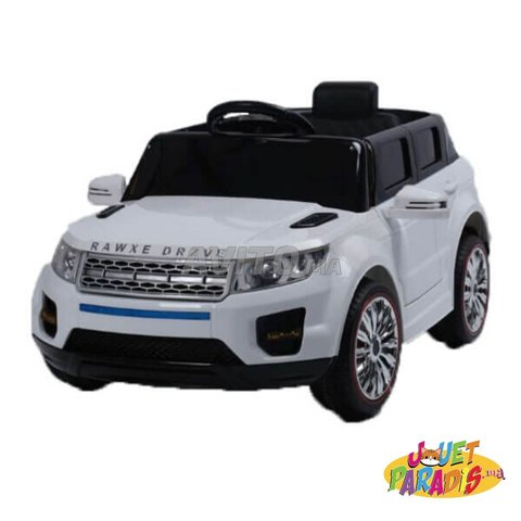 Ride on car Range Rover 12 Volts avec Option Swing - 3