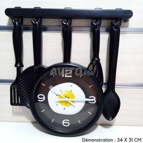 Horloge de cuisine - 1