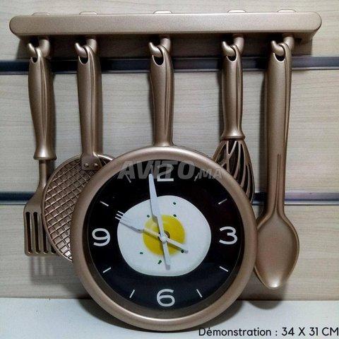 Horloge de cuisine - 3