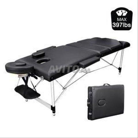 Table de massage Pliante - 1