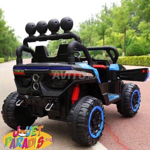 Grand 4 4 Buggy Bluetooth et Amortisseurs - 4