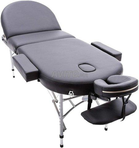 Table de massage Pliante - 2