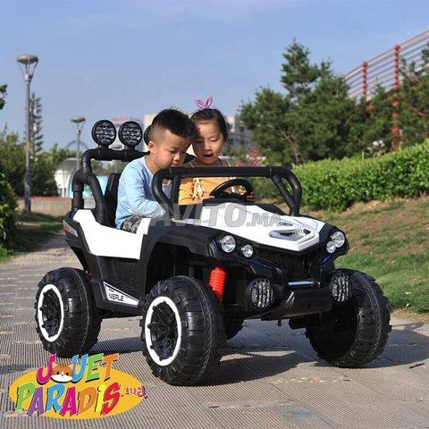 Grand 4 4 Buggy Bluetooth et Amortisseurs - 1
