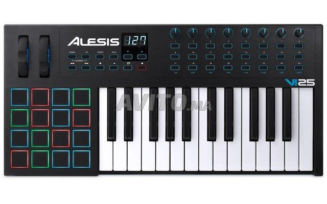 Clavier maître MIDI/USB 25 - 2