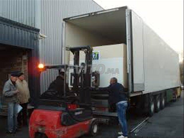 transport de marchandises national et l'afrique - 6