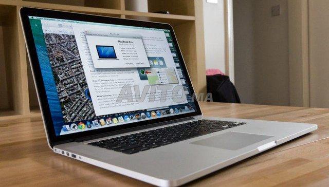 Mac pro i7 fin 2011 16g 500g letat n9ya - 1