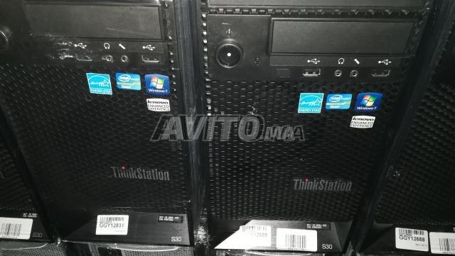 Lenovo thinkstation S30 Xeon E5 pour 3D et calculs - 4
