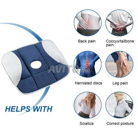 Coussin de siège orthopédique médical - 5