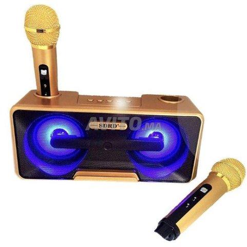 Microphone Speaker SD-301 Sans Fil Bluetooth - 2