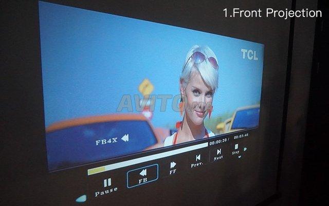 Projecteur OWLENZ SD60 WIFI Direct HD Datashow - 3